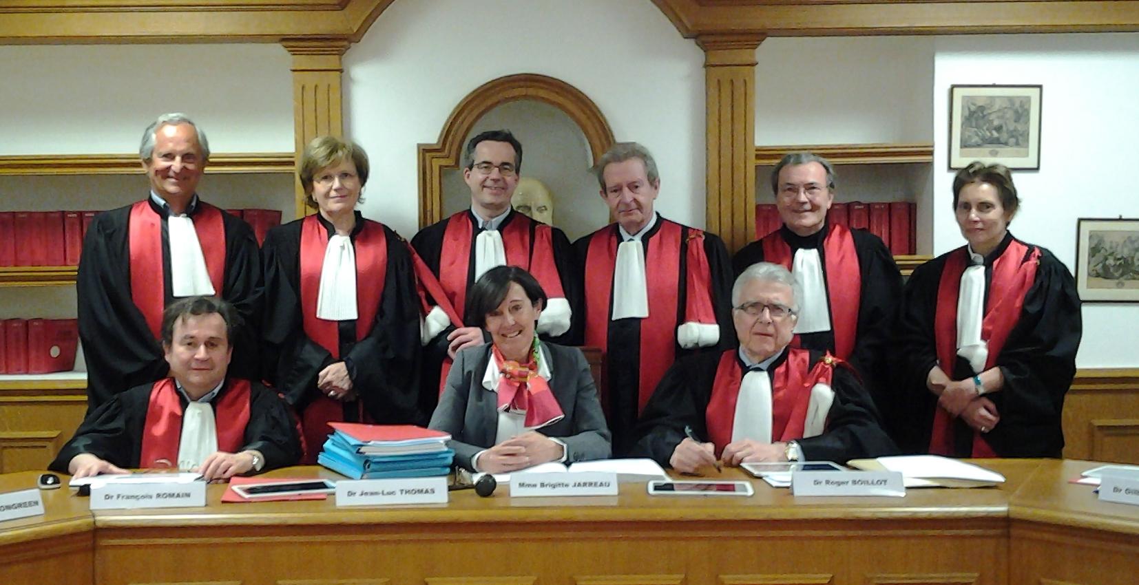 Chambre disciplinaire de 1 re instance conseil r gional - Chambre des notaires d ile de france ...