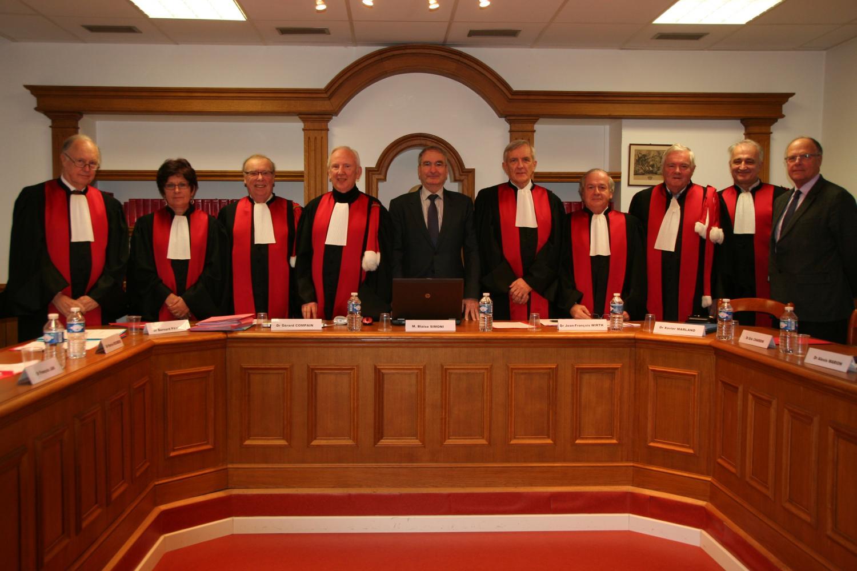 Chambre disciplinaire de 1 re instance conseil r gional - Chambre disciplinaire nationale de l ordre des medecins ...